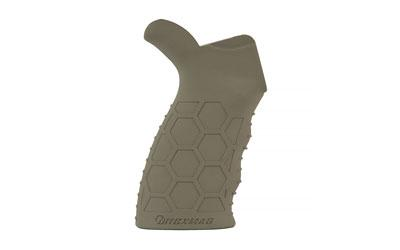 Hexmag Tactical Rubber Grip Black