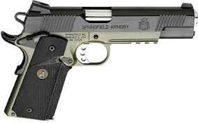 1911 45acp Loaded Mc 5 Ca