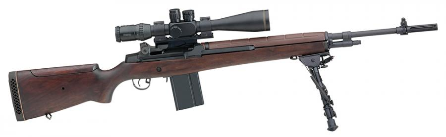 Springfield Armory M1A M21 Tactical Semi-auto