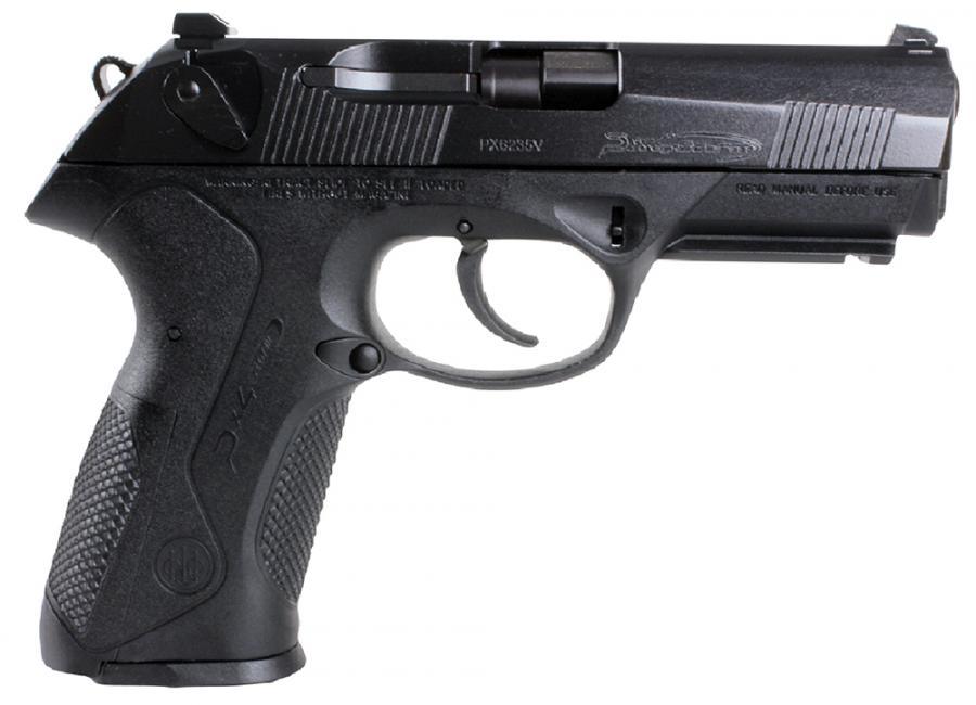 """Beretta PX4 Storm 9mm 4"""" 10+1"""