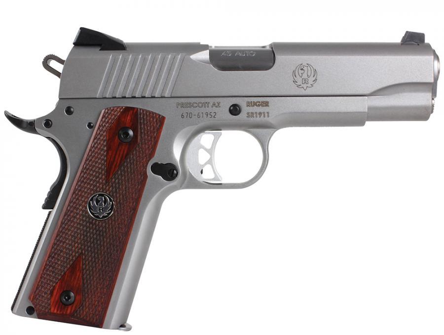 """Ruger Sr1911 Standard 45 ACP 4.25"""""""