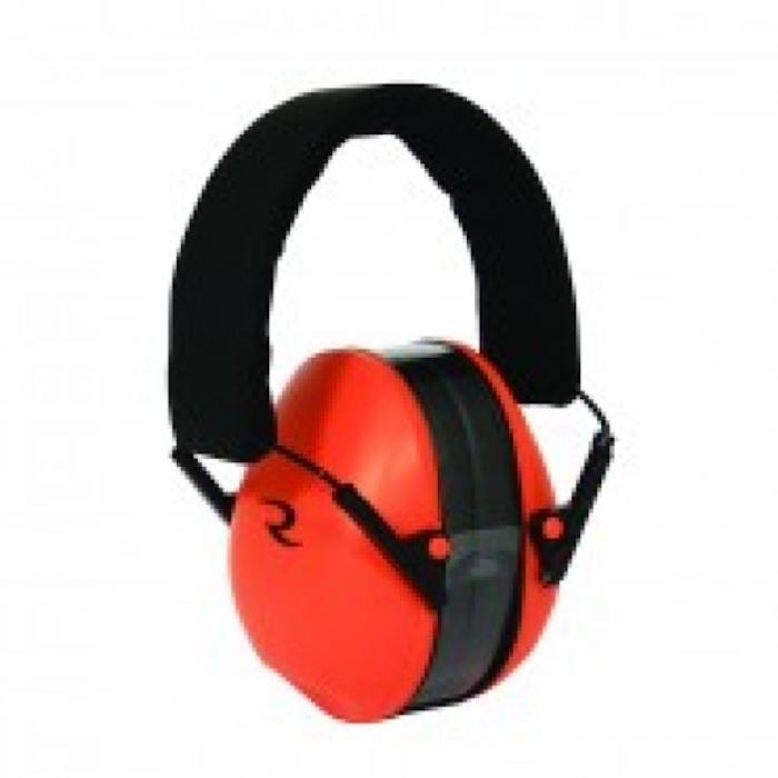 Radians Lowset Earmuff 21 dB Orange