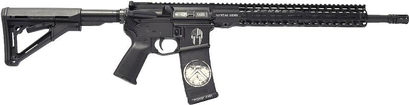 """Stag 15 Tact. 5.56 Nato 16"""""""
