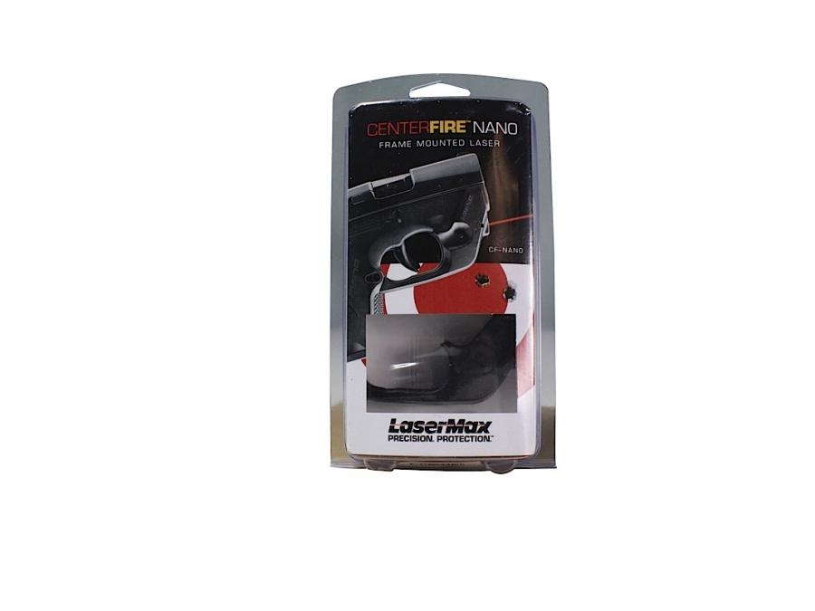 Lasermax Centerfire 5mW Intensity Adjustable Indefinite