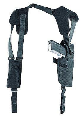 Uncle  Mike/'s      Vertical  Shoulder  Holster   8300-1