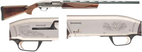 "Browning Maxus Semi-auto12 ga 26"" 3.5"""