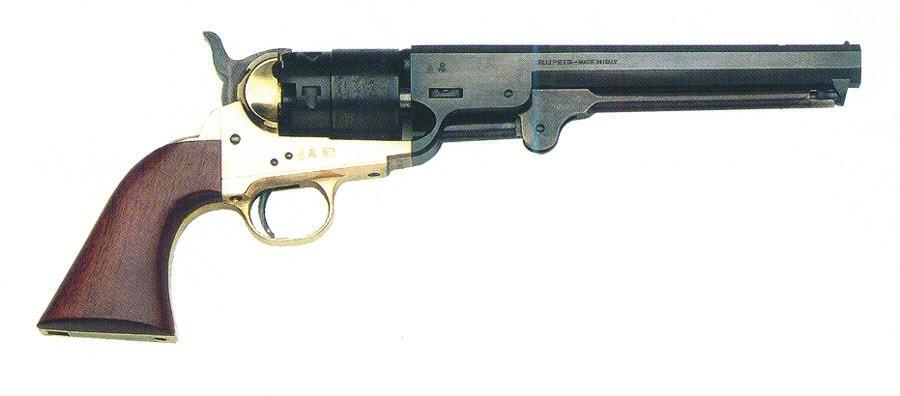 Traditions 1851 Navy Steel Revolver