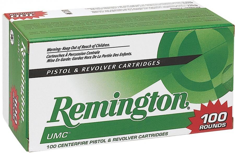 Remington Ammo UMC 40 S&W Jacketed