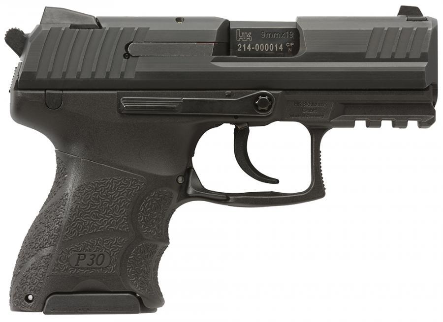 HK 730903ka5 P30sk V3 SC 9MM