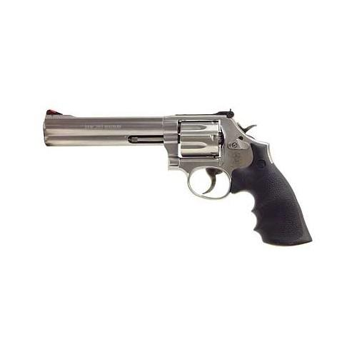 "S&w 686-6 6"" 357 Sts Rr/wo"