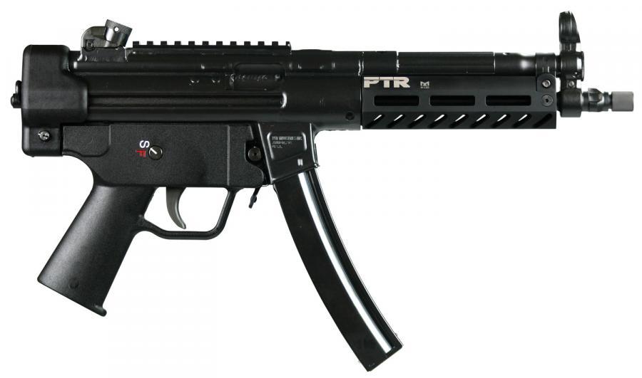 PTR 601 9CT AR Pistol Semi-automatic