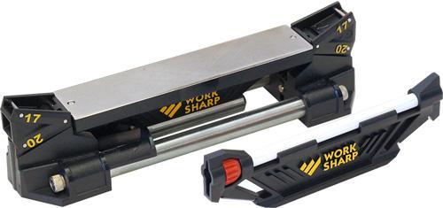 Work Sharp Guided Sharpening