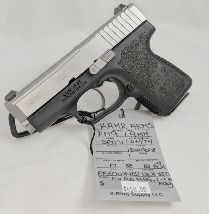 Kahr Arms PM9
