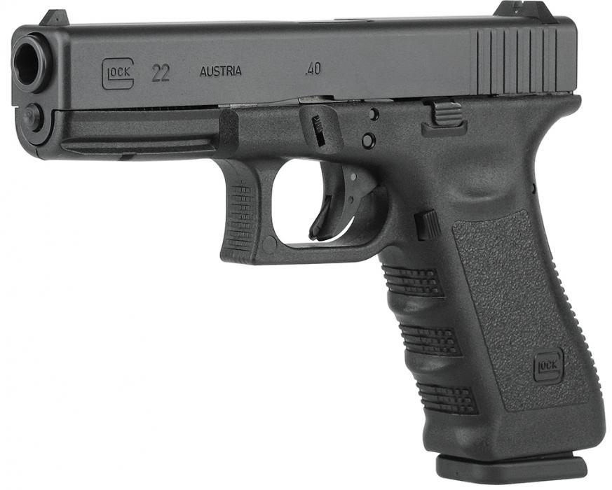 Glock G22 Standard 40 Smith &
