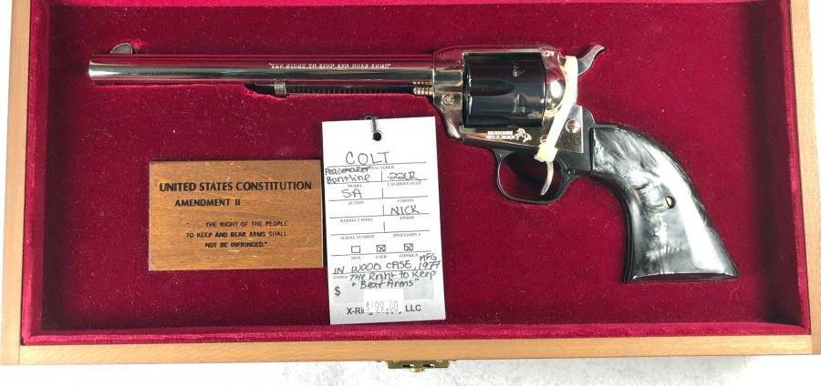 Colt Peacemaker Buntline