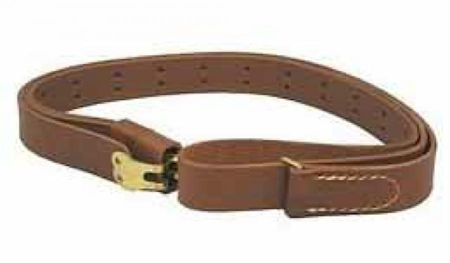 Hunter Company Leather Military Sling 1.25""