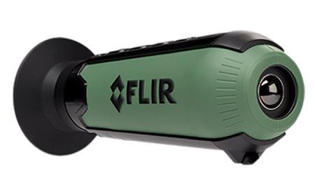 Flir Scout TK Cmpt Monocular Thermal