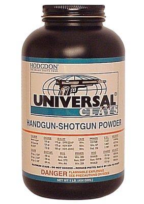 Hodgdon Universal Pistol/shotgun 1 lb 1
