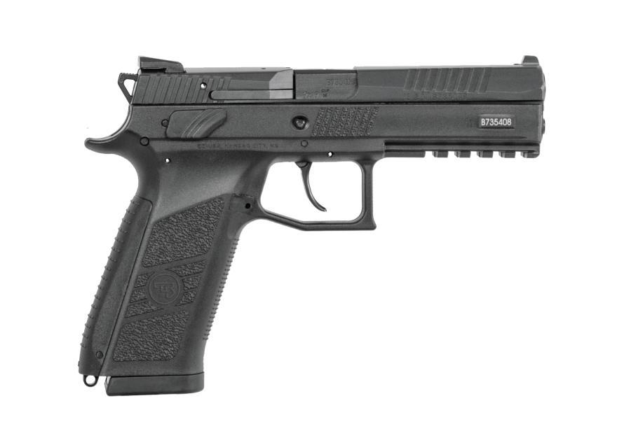 CZ P09 40sw 15rd Black