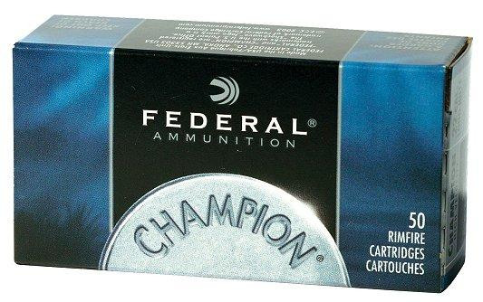 Federal Standard 22 Magnum Full Metal