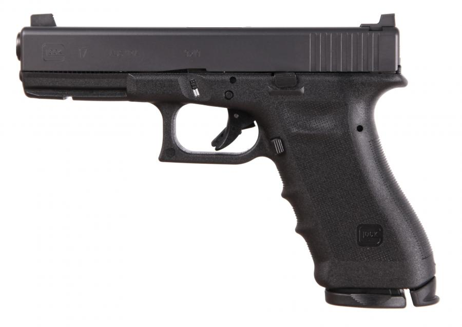 Glock 17 Rtf2 Vickers 9mm Black