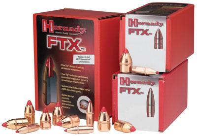 Hornady FTX .500 300 gr 50