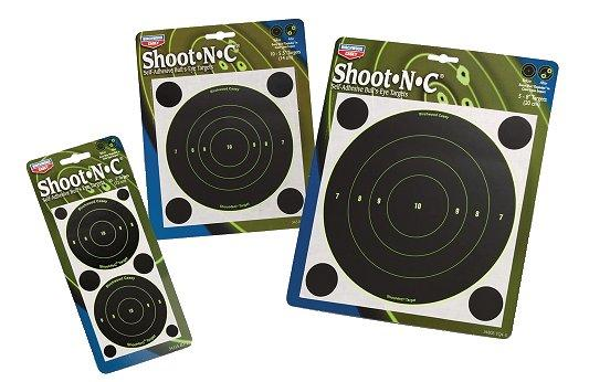 Birchwood Casey Shoot-n-c Targets 15 Pack