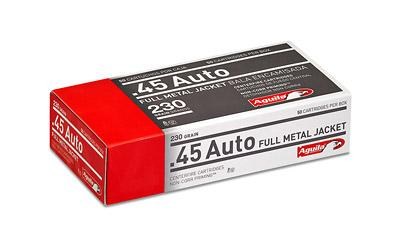 Aga 45acp 230gr Fmj 50ct/box