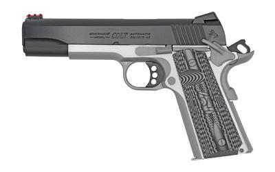 """Colt Comp Gov 45acp 5"""" 8rd"""
