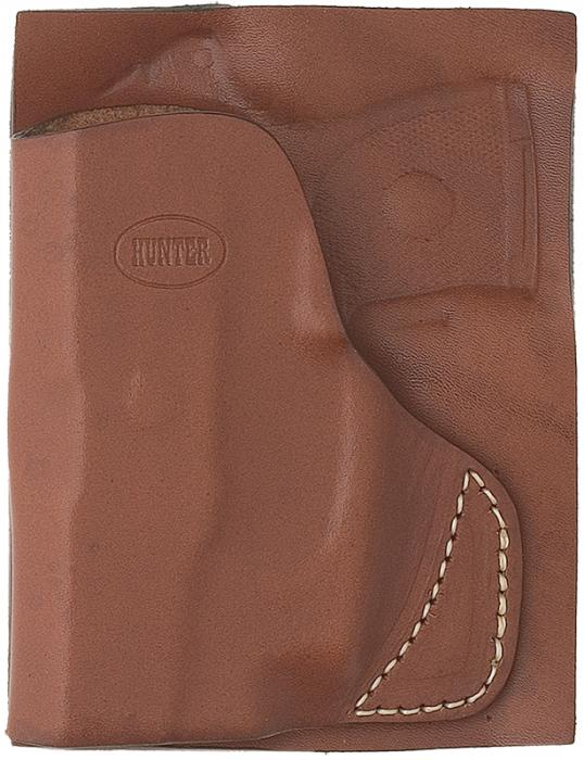 Hunter Company 2500-3 Brown Leather