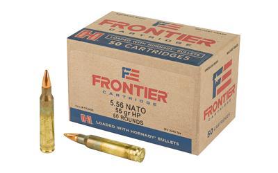 Frontier Ammo 5.56 Nato
