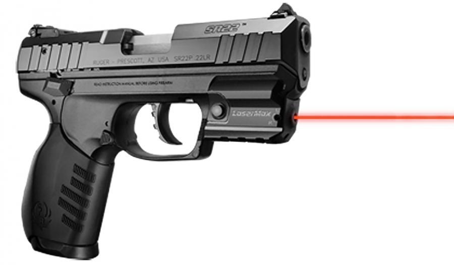 Lasermax Lmsrmsr Lms-rmsr Ruger SR Red