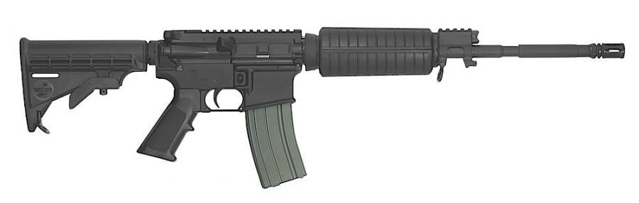 Bushmaster Xm-15 Ar-15 Carbine ORC Semi-auto