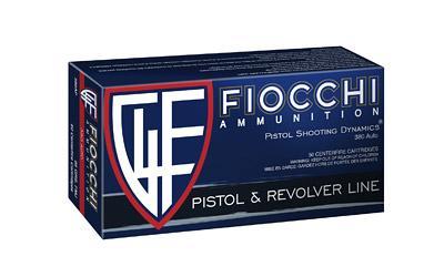 Fiocchi 380acp 95gr Fmj 50rds