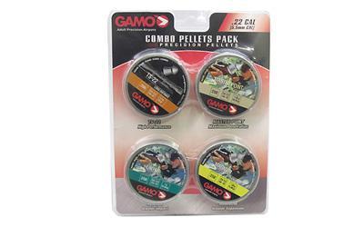 Gamo Combo Pack .22 Pellets