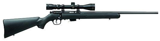 "Savage 17 FXP 17hmr 20.75"" Synthetic"