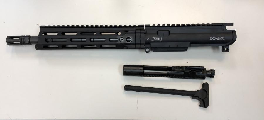 "Daniel Defense V7 300blk 10.3"" URG"