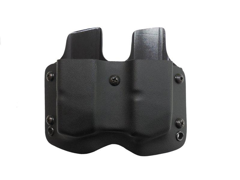 Chambered Double mag Holster