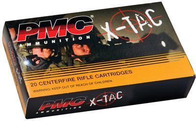 PMC X-tac 5.56 Nato LAP 62