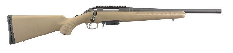 """Ruger American Ranch 7.62x39 FDE 16"""""""