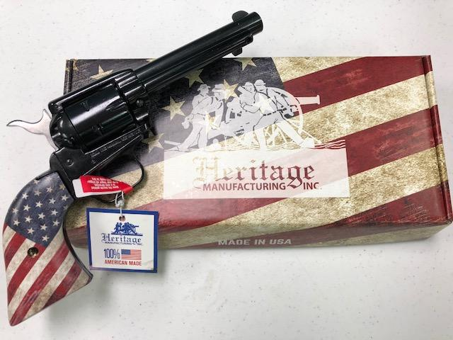 "Heritage Mfg Rough Rider 22lr 4.75"""