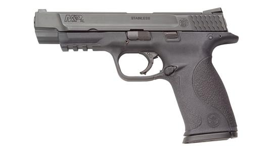 "S&w M&p 5"" 9mm Bl 17rd"