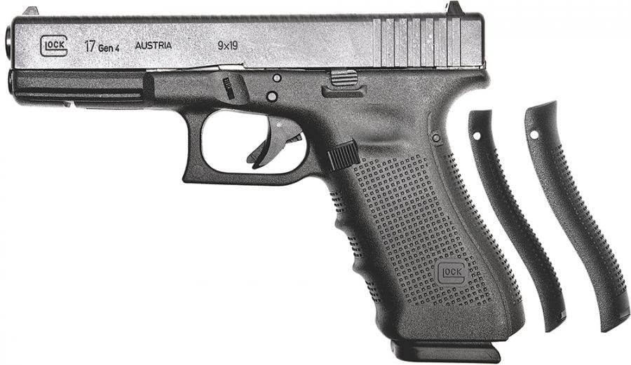 "Glock G17 Generation 4 9mm 4.49"""