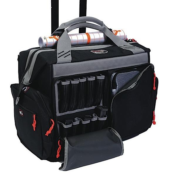 G*outdoors Rolling Range Bag Canvas Smooth