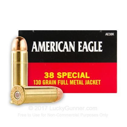 American Eagle 38 SPC 130gr