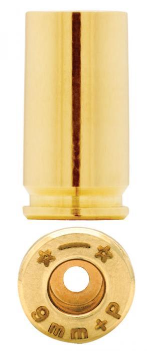 Starline Brass Star9lugereu Unprimed Cases 9mm