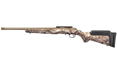 "Ruger American 22wmr 18"" Camo 9rd"