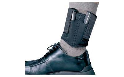 Desantis Double Ankle Mag Pouch Blk