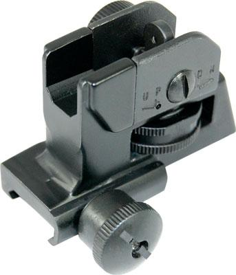 Guntec Ar15 Fixed Rear Sight