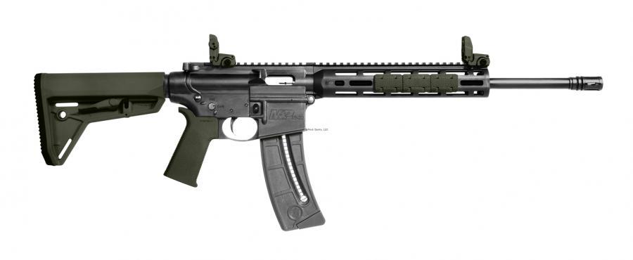 Smith & Wesson M&p15-22 Sport 22lr